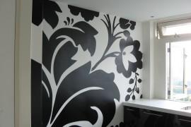 Behangen – Appartement Amstelveen